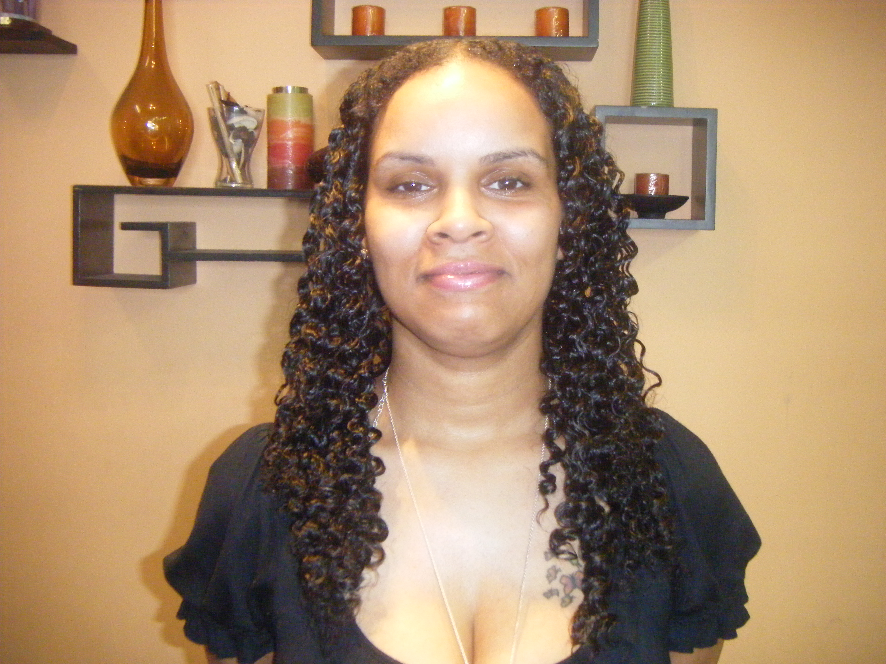 Virgin Indian Remy Hair Sew In Hair Weave Extensions In Chicago