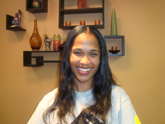 sewn in hair extension in Chicago